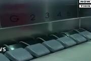 ببینید | آسانسور پایی ، ابتکار جالب تایلندی برای جنگ با کرونا!