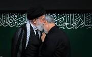 واکنش توییتری به بغض رهبر انقلاب برای سردار سلیمانی +عکس