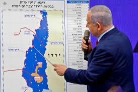 نتانیاهو تاریخ الحاق کرانه باختری را اعلام کرد