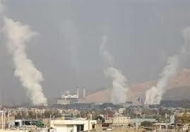 شناسایی ۲۳ واحد آلاینده در تهران طی دو ماه اخیر