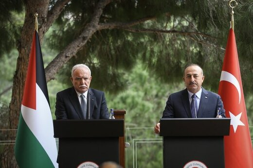 ترکیه رسما موضع خود را درباره کرانه باختری اعلام کرد