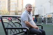 علی پروین 31 سال پیش با لباس تیم ملی/عکس