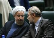 آینده سیاسی لاریجانی و روحانی چه می شود؟/ برخی،دوستان نظام را یک به یک از قطار انقلاب هُل میدهند