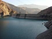 ذخیره سازی ۳۳۲ مترمکعبی آب در پشت سدهای مازندران