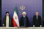 روحانی: قطعاً لاریجانی در دیگر عرصههای نظام فعال خواهد بود