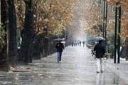کاهش میزان بارندگی در استان کرمانشاه
