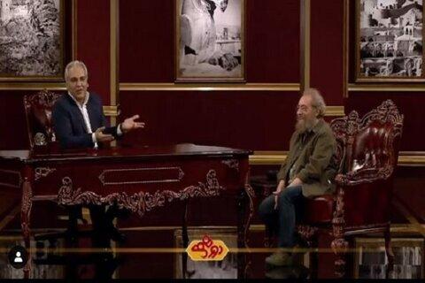 مسعود فراستی در «دورهمی»: من طرفدار سانسورم/ «دورهمی» را نگاه نمیکنم چون افتضاح است