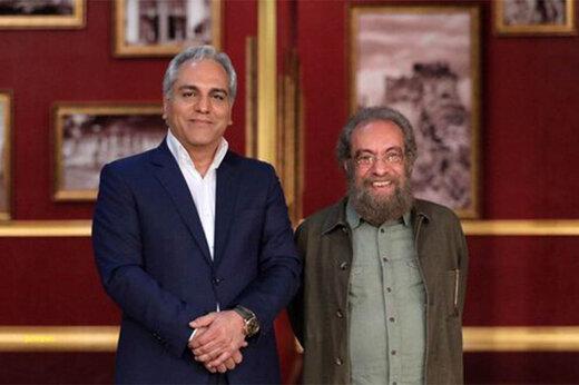 ببینید   پیشنهاد مسعود فراستی به مهران مدیری: غمت را به کمدی تبدیل کن!