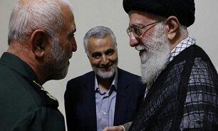 جمله متفاوتی که رهبر انقلاب به سردار معروف سپاه گفت /روایت آخرین دیدار