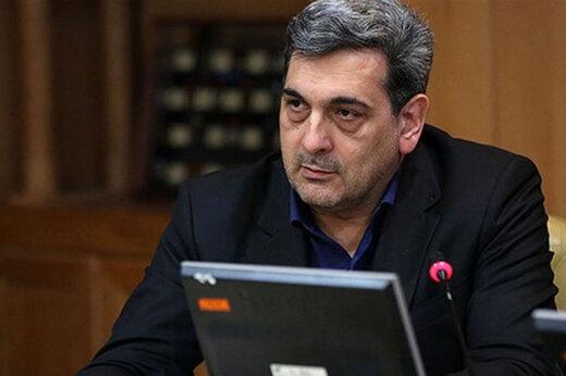گزارش شهردار تهران از انحراف در واکسیناسیون پاکبانها