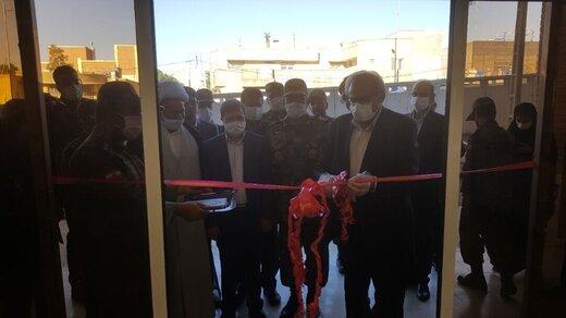 افتتاح مرحله اول بیمارستان ارتش در کرمان
