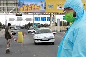تردد مسافران در استان گیلان بسیار نگران کننده است