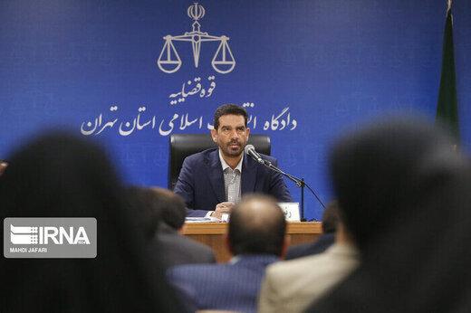سومین جلسه رسیدگی به اتهامات ۲۱ متهم کلان ارزی برگزار شد