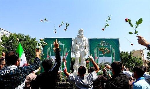 بزرگداشت متفاوت سالروز آزادسازی خرمشهر در اصفهان