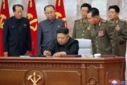 ببینید | کیم جونگ اون دوباره پیدا شد/ اینبار برای گفتن از اهمیت قدرت هستهای کره شمالی