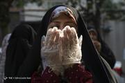 تصاویر | اقامه نخستین نماز جماعت تهران ۳ ماه پس از شروع کرونا در عیدسعیدفطر