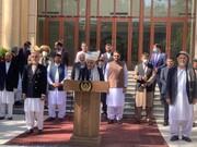 وعده اشرف غنی به طالبان
