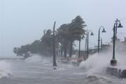 ببینید | طوفان در مازندران