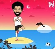 عید فطر مبارک آقای فوتبالیست!