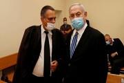 مظلومنمایی نتانیاهو در اولین جلسه محاکمه