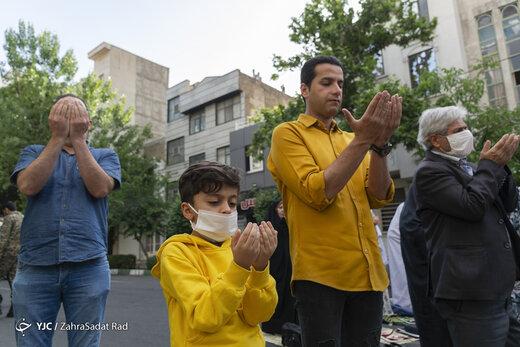 اقامه نماز عیدسعیدفطر - تهران