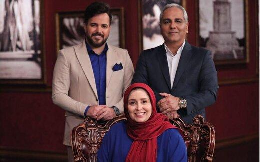 ژاله صامتی و علی عبدالمالکی، مهمانِ مهران مدیری در «دورهمی» میشوند