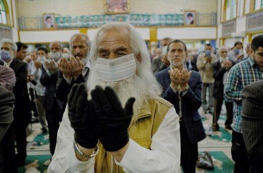 نماز عید سعید فطر در رشت اقامه شد