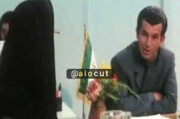 ببینید | بازیگری علی پروین، استیلی و پیروانی در یک فیلم قدیمی