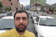 ببینید | ترافیک مسیر مرزن آباد به تهران در آخرین روز تعطیلات عید فطر
