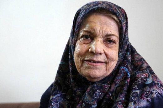 ببینید | آخرین پیام مرحوم صدیقه کیانفر به کارگردانهای ایرانی