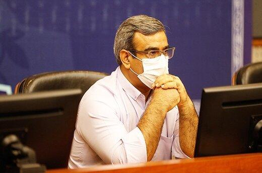 تاکید دکتر مظفری بر الزام رعایت ضوابط بهداشتی در مراکز تجاری کیش