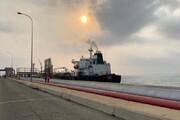 عکس | جدیدترین تصویر از نفتکش ایرانی در پالایشگاه ونزوئلا