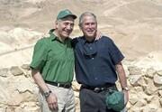 خاطرهای از مشاجرات حمله نظامی به ایران/بوش:این آقا،درباره خطر ایران طوری حرف می زند که الان است که شلوارم را از ترس خیس کنم