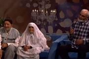 ببینید | مچگیری مجری شبکه یک از مهمانش در برنامه زنده