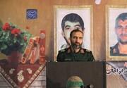 فرمانده سپاه استان گلستان: نیروی انتظامی برای امنیت مردم سینه سپر کرده است