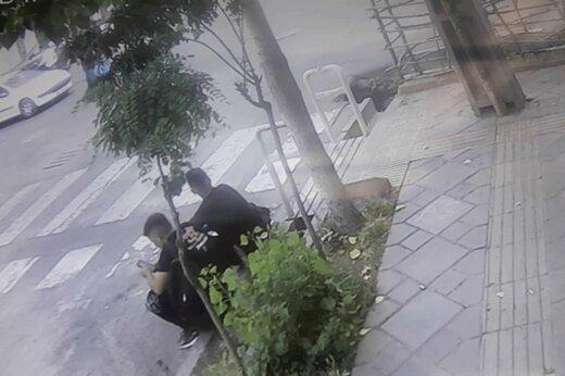 ببینید | رکورد سریعترین سرقت موبایل در تهرانپارس!