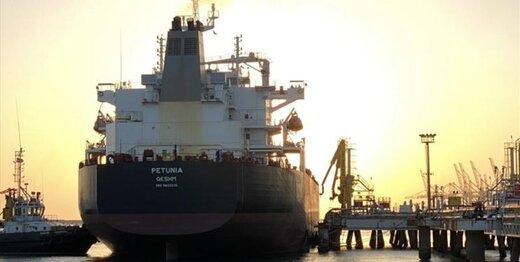 ببینید | سومین نفتکش ایرانی هم نزدیک ونزوئلا شد