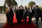 تصاویر | حضور رئیس جمهور در مراسم افتتاح یازدهمین دوره مجلس شورای اسلامی