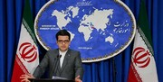 Iran says world stand by American people & heard their voice of oppression