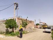 اجرای چهار پروژه برق رسانی در مناطق مختلف شهرستان میامی