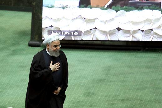 رئیس جمهور در مراسم افتتاح یازدهمین دوره مجلس شورای اسلامی