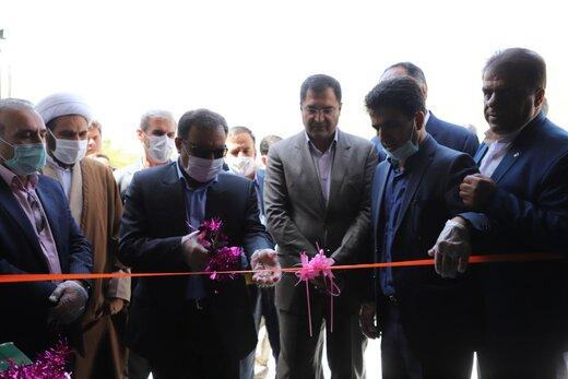 افتتاح پروژه پرورش و تکثیر ماهیان خاویاری در ازنا