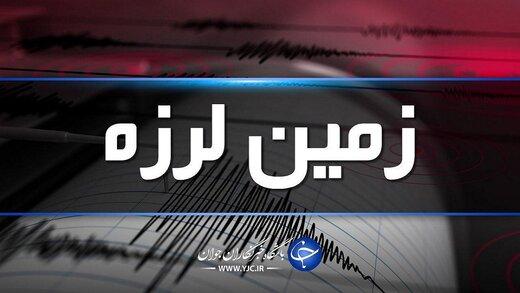 زلزله ۴ ریشتری تهران مصدومی نداشت