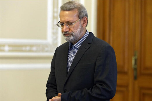 تکذیب دیدار انتخاباتی لاریجانی با دبیر عالی جامعه روحانیت
