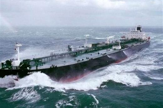 ببینید | تصاویر جدید شبکه تلهسور از ورود سومین نفتکش ایرانی به آبهای ونزوئلا