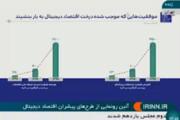ببینید | اشکالی که رئیس جمهور از آمارهای  آذری جهرمی گرفت