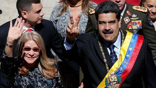 واشنگتن در تدارک صدور کیفرخواست علیه همسر مادورو