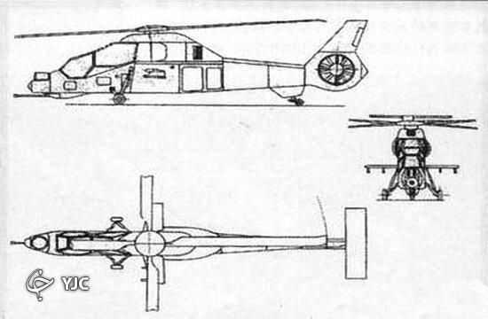 طراحی بالگرد