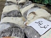Police discovers over 1,113 kg narcotics in SE Iran