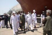 هشدار وزیر دفاع به آمریکاییها و برخی کشورهای منطقه نسبت به ایجاد هرگونه ناامنی در خلیج فارس